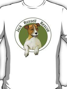 Jack Russell Rescue Logo Tee Shirt T-Shirt