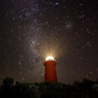 Cape Backs Lighthouse by Murray Wills