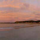 shell bay sunset by adouglas