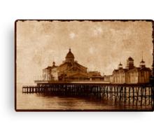Eastbourne Pier, Sussex, UK Canvas Print