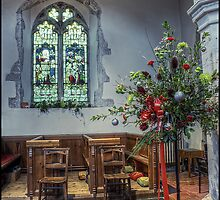 Colours of our church - St nicholas by NeilG