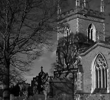 Holy Trinity Church, Barrow Upon Soar by SquarePeg
