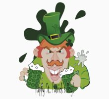 Happy St. Patrick's Day Guy by walstraasart