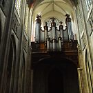 Organ Loft by Peter Reid