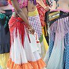 Gypsy Bellies by Danceintherain