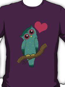 Starry Owl T-Shirt