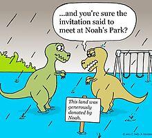 Noah's Park by sardonicsalad