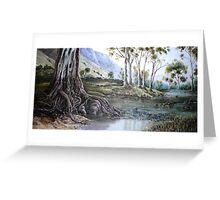 Glorious Gum - Flinders Ranges Greeting Card