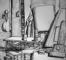 Home Studio by kjezt