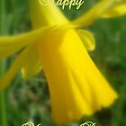 Happy Mother's Day ~ Greeting's Card #3 by Sandra Cockayne
