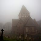 Fog in the Graveyard by NeilAlderney