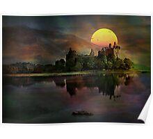 Kilchurn Castle .... Poster