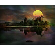 Kilchurn Castle .... Photographic Print