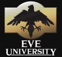 EVE University Small Logo - Dark by EVEUniversity