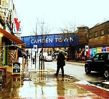 Camden Town by Suzanne German