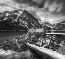 Lake Louise by Don Guindon