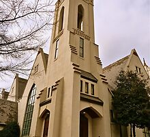 First Presbyterian Church by Gordon Taylor