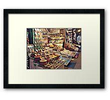Spice Bazaar, Istanbul Framed Print