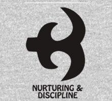 T-Shirt Adinkra Symbol: Discipline by Keith Richardson