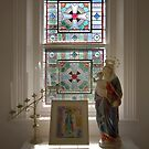 The window - Daylesford Convent by Hans Kawitzki