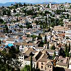 Granada, Spain by Paul  Kelly