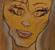Mona Lisa of Mine by Christina Rodriguez