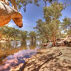 Ormiston Gorge 2 by Steve Bullock