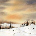 Melting Snow by Neil Jones