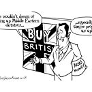 Buy British! by Alex Hughes