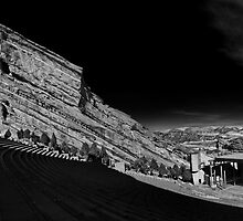 Red Rocks Amphitheater by DavidDArnold