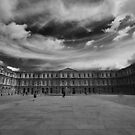 Louvre Grounds by Stormswept
