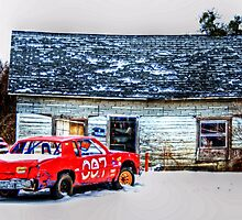 The Perfect Redneck Christmas Card - Springtown, Texas by jphall