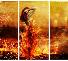 Fire by Sybille Sterk