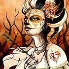 Grunge Dead Girl by prettygore