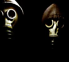 Gas Masks Part I by Benjamin Lehman
