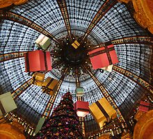 Galeries Lafayette by FTYLOS30