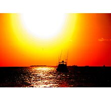 Solar - Key West Fla. Photographic Print
