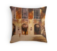 from wagon trail to tennessee williams 2  * special order prints: tokikoandersonart@gmail.com Throw Pillow