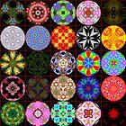 Krazy Kooky Kaleidoscopes by Charldia