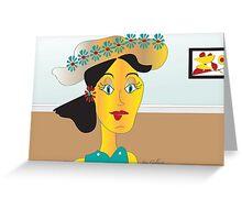Sister Sue Greeting Card