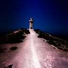 The Lighthouse.. of old souls.. by JustJazzy