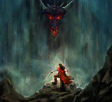 The Gatekeeper by twhiteart