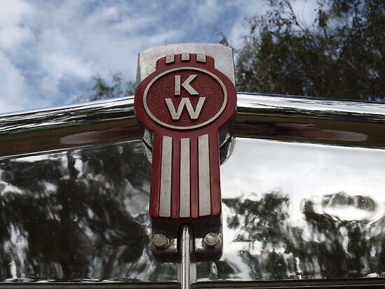 Kenworth - Australian Made, World's Best by Joe Hupp