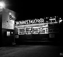 Richard's Fast Food by Mark Knighton