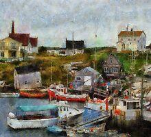 Nova Scotia Peggy's Cove by bbrisk