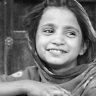 village girl in Rajasthan by handheld-films