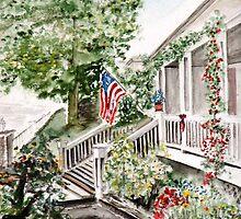 Longridge -  Memorial Day by Rob Beilby