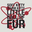 soft kitty the big bang theory dark by punkypeggy