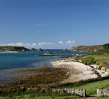 Plumb Island, Tresco by Anthony Collins
