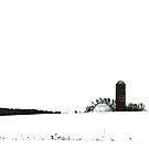 the winter is long in the country by Lynne Prestebak